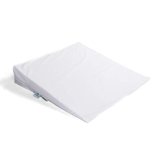 Hermell Foam Wedge for Sleeping, Designed for Comfort and Relaxation - White