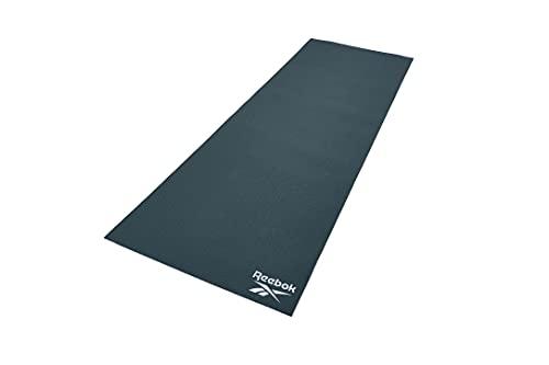 Reebok Yoga Mat - Dark Green, 4mm