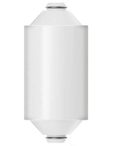 CasaFlow Cartucho de Repuesto del Filtro de Ducha - 51,100 Litros Filtro Universa de Ducha Para Agua Dura - Elimina más del 99% del Cloro, Certificado NSF KDF - Mejora la Salud de Piel y Pelo
