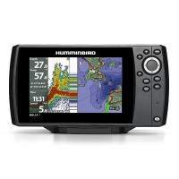 HELIX 7 G3 2D DS trasd. poppa Ecoscandaglio GPS - HUMMINBIRD