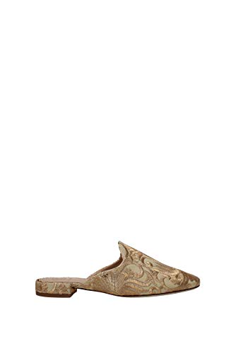 21UjwvXvokL Square toe; slip on Fabric upper, leather lining, leather sole Made in Brazil