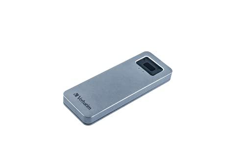 Executive Fingerprint Secure USB-C-SSD 512 GB