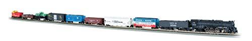 Bachmann-Trains-Empire-Builder-Ready-To-Run-68-Piece-Electric-Train-Set-N-Scale