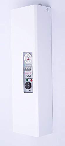Chaudière électrique murale MINI EUROPE + de 2 kW à 6 kW 220 V / 380 V avec pompe WILO énergie A 7 mètres - chauffage central