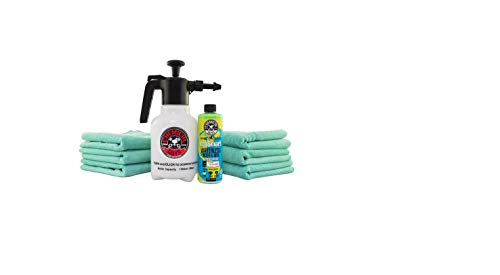 Chemical Guys HOL401 Eco Friendly Drought, Buster Waterless...