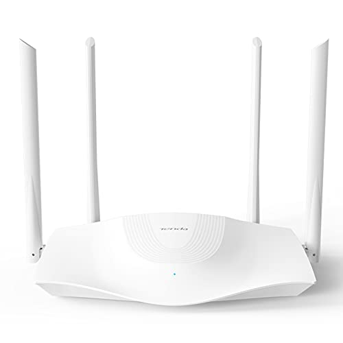 Tenda RX3 Router Wi-Fi AX1800 Mbps Dual Band,...