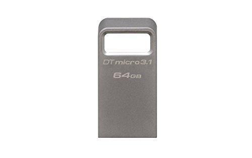 Kingston DataTraveler Micro 3.1 DTMC3/64GB Drive...