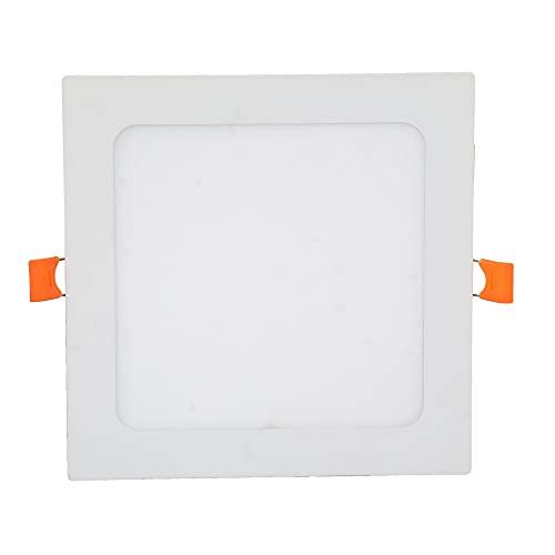 DMT 15Watt Led Square False Ceiling Panel Light for POP/False Ceiling (White, Pack of 1)