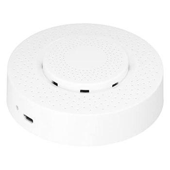 BITHEOUT Boîte à air Intelligente, Alarme d'automatisation en PVC utile pour Le détecteur de contrôle d'application Zigbee