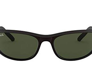 Ray-Ban Men's Rb2027 Predator 2 Rectangular Sunglasses 3