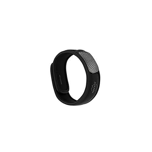 PARA'KITO Bracelet Anti-moustiques Noir