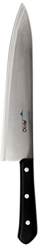 Mac Knife BK-100 Series French Chef's Knife, 10-Inch, Silver