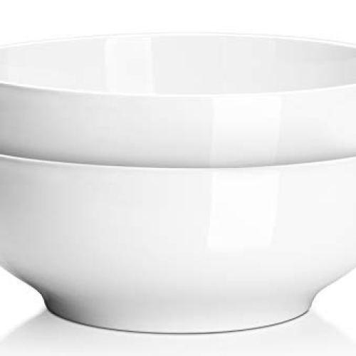 "DOWAN 9.5"" Large Serving Bowls, Set of 2"