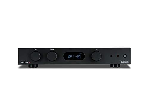 Audiolab 6000 A Vollverstärker schwarz