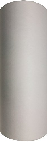 Tear Away - Machine Embroidery Stabilizer Backing Medium Weight 1.8oz. Roll of 12 in X 50 Yds