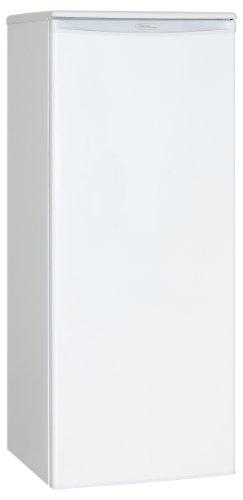 Danby DUFM085A2WDD1 Upright Freezer, 8.5 Cubic Feet, White