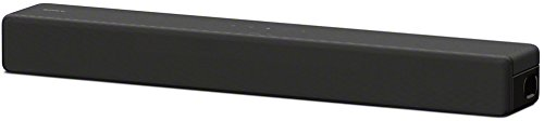 Sony HT-SF200 2.1-Kanal kompakte TV Soundbar mit eingebautem Subwoofer (Home Entertainment System, HDMI, Bluetooth, USB, Surround Sound) schwarz