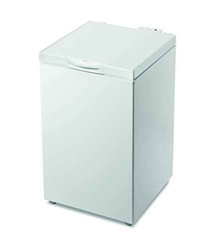 Indesit - OS 1A 140 H Congelatore a pozzetto 133 Litri Classe A+ Capacit di congelamento 16 Kg