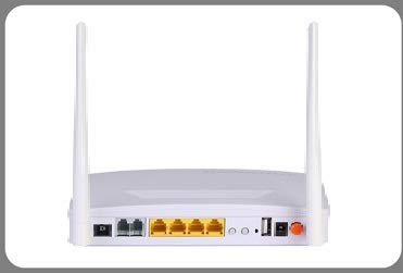 Syrotech GPON Optical Network Unit with 1 GE port, 3 FE Port, 2POTS and WiFi