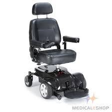Invacare Pronto P31 Power Wheelchair (Black)
