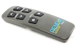 Beautyrest Renew Basic (New 2019 Silver Non-Logo Versions) or T-120 Replacement Remote Control for Adjustable Beds