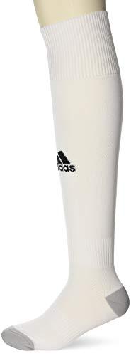 Adidas Milano 16, Calzettoni Uomo, Bianco (White/Black (AJ5905), 31-33