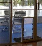 MaxSeal In-Glass Door Mount Pet Door