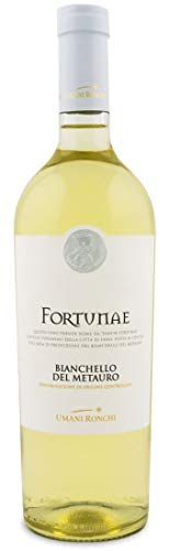 Umani Ronchi Vino Fortunae Bianchello del Metauro Doc - 6 bottiglie da 750 ml
