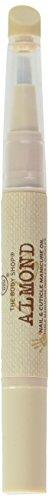The Body Shop Almond Nail & Cuticle Oil, Paraben-Free Hand/Nail Treatment, 0.06 Fl Oz