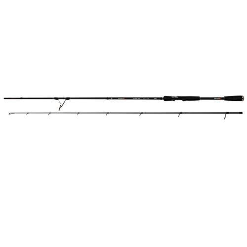 Fox Rage Prism X Power Spin X 240 cm 20  80 g  Canna da spinning per la pesca al luccio e alla luccioperca, canna da pesca predatore per la pesca spinning