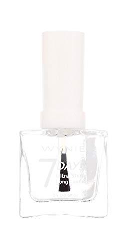 WYNIE JUMBO 308 - Esmalte de Uñas Transparente con Ultra Brillo Secado Rápido de Larga Duración - 15 ml