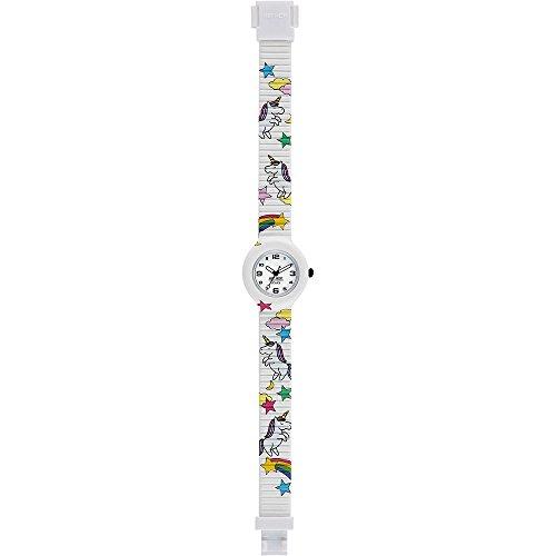 Hip Hop Watches - Orologio Bambino Hip Hop Unicorn HWU0811 - Collezione Kids Fun - Cinturino in...