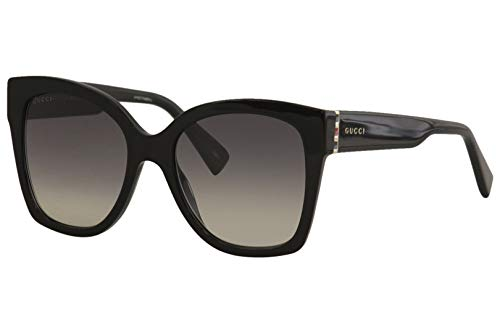 31+4cs6oS7L BLACK/GREY SHADED Size 54/19/145 2-Year International Warranty