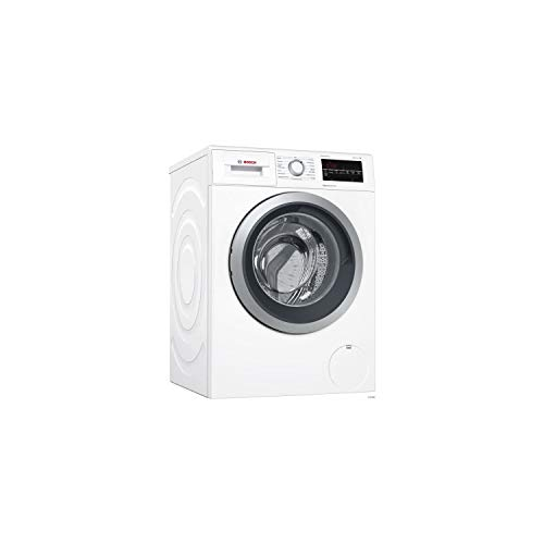 Lave linge Hublot Bosch WAT28419FF - Lave linge Frontal - Pose libre - capacité : 9 Kg - Vitesse d'essorage maxi 1400 tr/min - Moteur à induction - Classe A+++ -30%