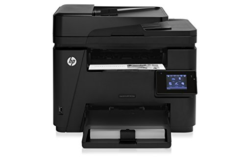 HP Laserjet Pro M225dw Wireless Monochrome Printer with Scanner, Copier and Fax, Amazon Dash Replenishment Ready (CF485A)
