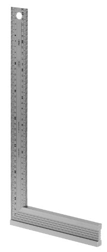 Facom SN.1223.04 Equerre droite et d'onglet inox 400 mm