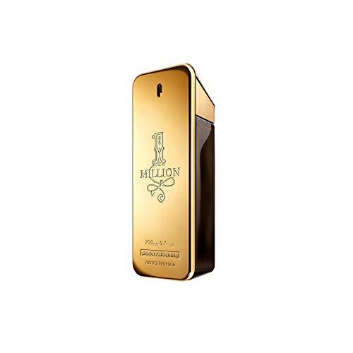 1 Million Paco Rabanne Eau de Toilette - Men's Perfume 200ml, Paco Rabanne, 200