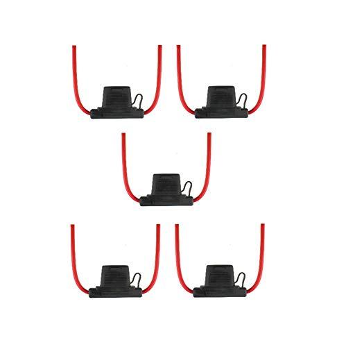 5 Stk. Offgridtec 16mm² Standard-Flachsicherungshalter für Maxi Sicherungen