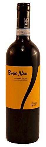 emanuele rolfo Barbera d'Alba Doc Bugia NAN 2019 Senza solfiti aggiunti Confezione da 6 Bottiglie
