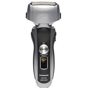 Panasonic ES-LT41-K Arc3 Wet Dry Electric Razor, Men's 3-Blade Cordless with Flexible Pivoting Head,...
