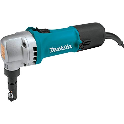 Makita, JN1601, Sheet Metal Nibbler, 16 Ga, 5.0 A, 120V,Blue