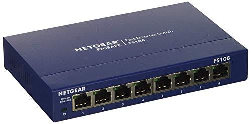 Netgear FS108-300PES ProSAFE