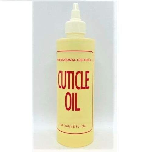 Cuticle Oil Pineapple Scented Salon Quality, 8oz