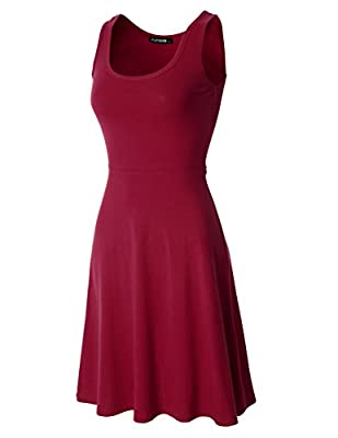 An endless classic: You can always rely on, whatever the occasion. Dress it, it's a timeless style. (Made in USA) Womens lightweight comfortable dress. Please refer to the product description for a more accurate Size guidance.