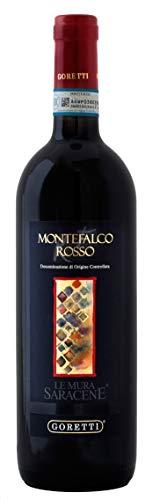 Rosso Di Montefalco -DOC Montefalco - Umbria - Vino Rosso - 0,75 LT
