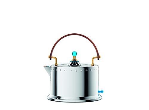 Bodum 12019-16EURO OTTONI Elektrischer Wasserkocher Edelstahl 1.380 W, 1,0 l