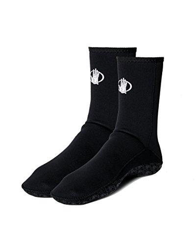Body Glove Wetsuit 3mm Neoprene Full Flipper Slippers, 10