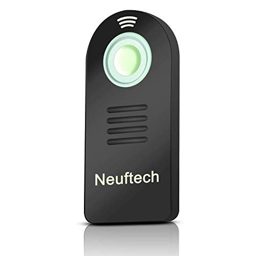 Neuftech ML-L3 Telecomando a infrarossi Mini telecomando per D610 / D600 / D90 / D80 / D70 / D70s /...