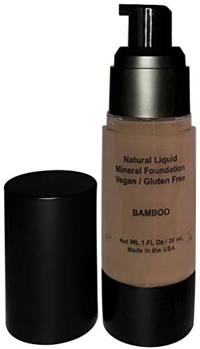 Mom's Secret 100% Natural Foundation, Organic,...