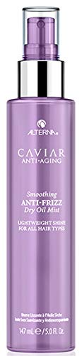 CAVIAR Anti-Aging Smoothing Anti-Frizz Dry Oil Mist, 5-Ounce